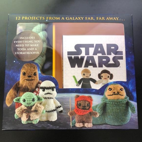 Star Wars Other Kids Crochet Kit Poshmark